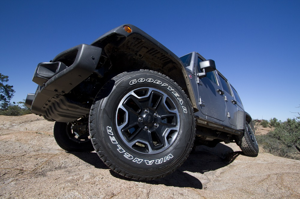 What All-Terrain Tires Are Used for and How They Differ from