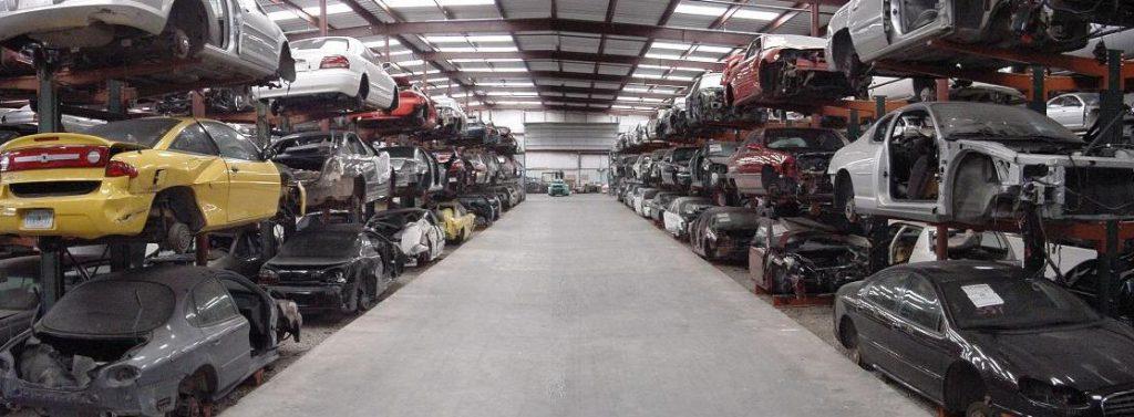 U Pick Parts Junk Cars