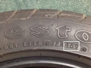 tire date codes how to read