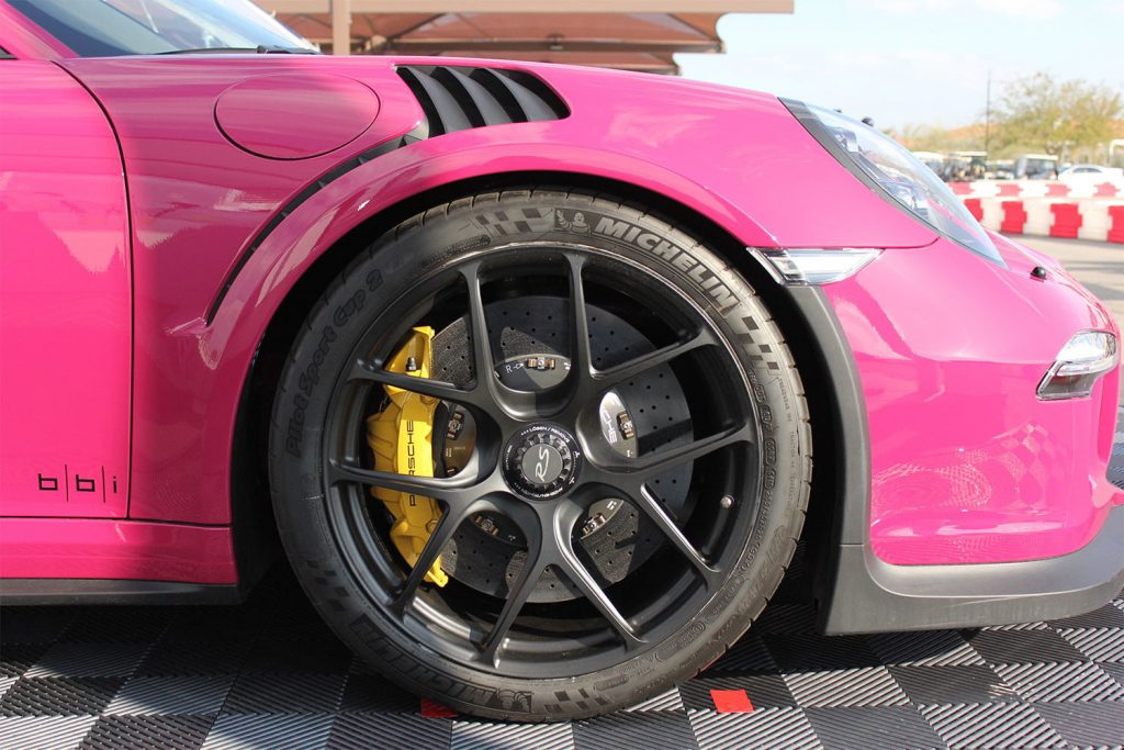 Michelin Pilot Sport summer tires