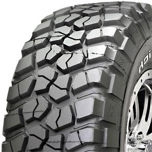 BFGoodrich mud-terrain tire