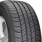 Passenger performance all-season tires