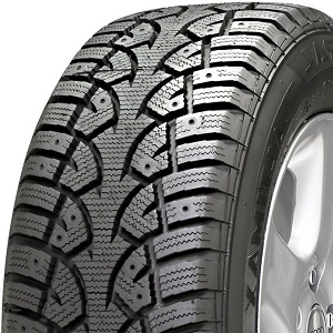 Winter (snow) tire tread