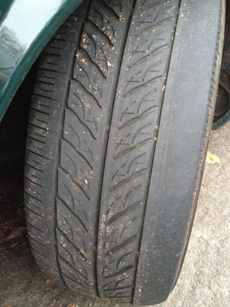 Front Tires Wear On Outside Edge Causes And Solutions