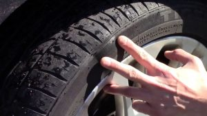 tire care - bubbles