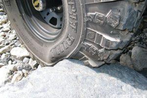 tire care - soft tire
