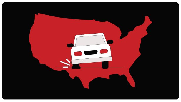 Tire Blowout Statistics by State