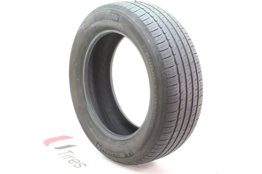 Set Of 2 Used 235 60r18 Michelin Primacy Mxm4 102v 5 5