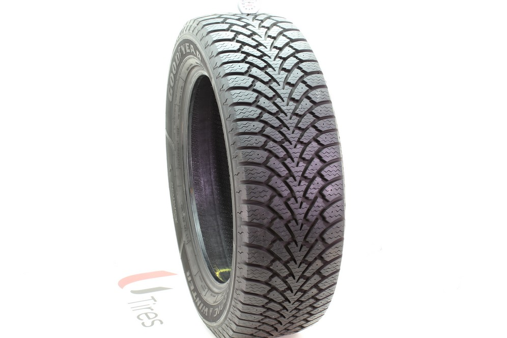 Goodyear Nordic Winter Tire >> Details About Used 245 55r19 Goodyear Nordic Winter 103s 10 5 32